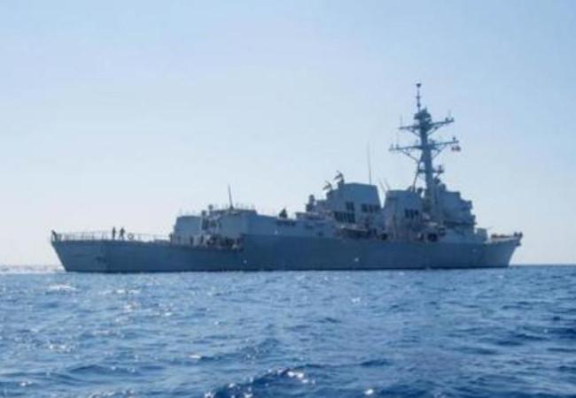 Biển Đông: Mỹ quyết không nhượng bộ Trung Quốc, sẽ liên tục điều chiến hạm áp sát