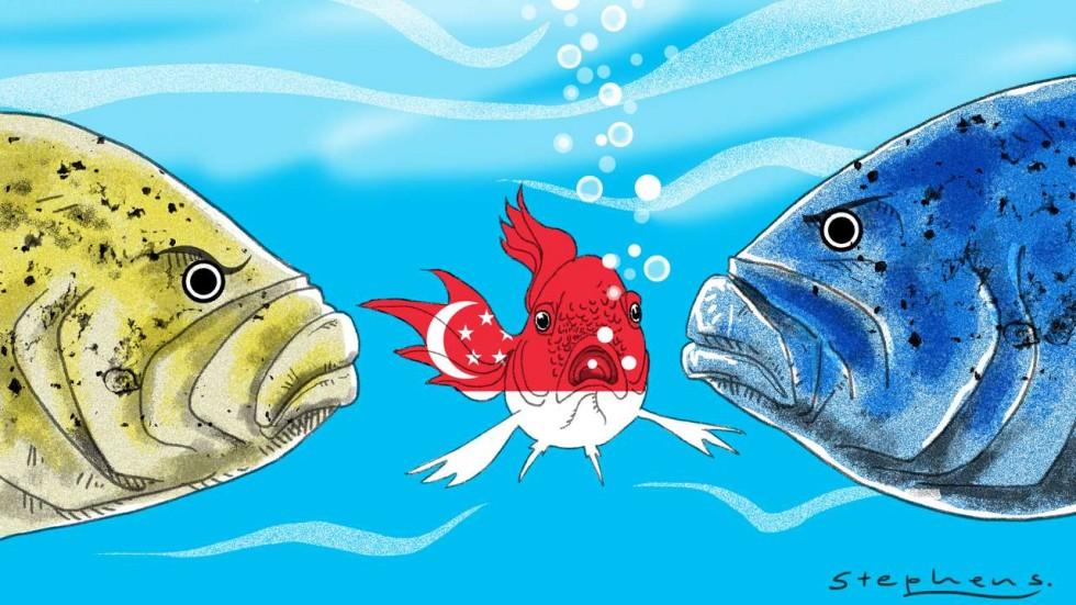 Vai trò của Singapore trong tranh chấp Biển Đông