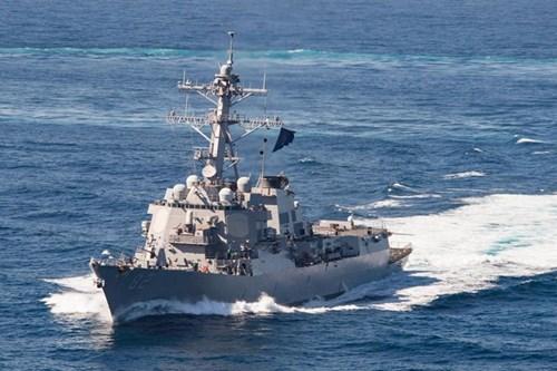 Vì sao Biển Đông rất quan trọng đối với Mỹ?