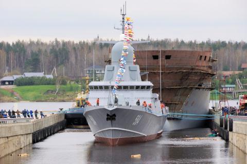 Việt Nam lọt danh sách Nga ưu tiên bán tàu mang Kalibr