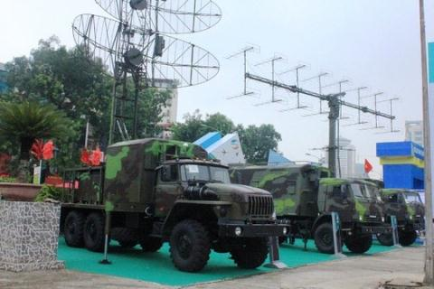 dai radar vrs-2dm.