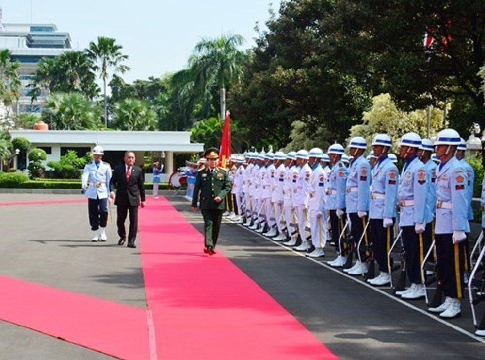 Tin tức tình hình Biển Đông chiều 16-10-2017: Việt Nam - Indonesia  ký tuyên bố tầm nhìn chung về hợp tác quốc phòng ở Biển Đông