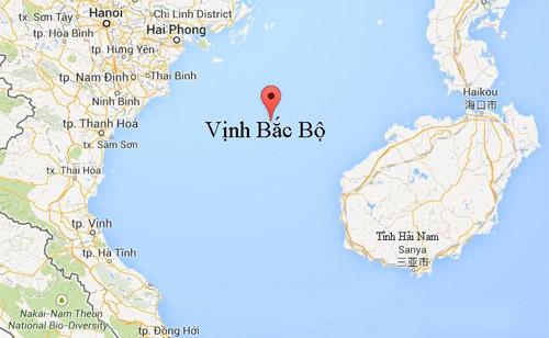 Tin tức tình hình Biển Đông tối 01-10-2017: Việt - Trung tiếp tục đàm phán về vùng biển ngoài cửa Vịnh Bắc Bộ