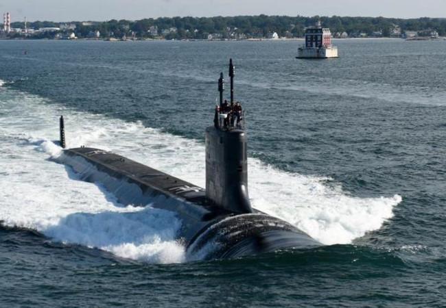 Mỹ tăng đội tàu ngầm hạt nhân lên 48 chiếc đối phó Trung Quốc