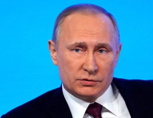 Về tính toán của Putin ở Biển Đông