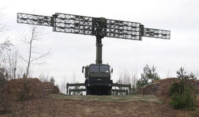 radar vostok-e viet nam mua cua belarus. anh: sina.