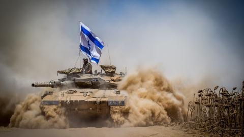 Vũ khí đặc biệt của quân đội Israel