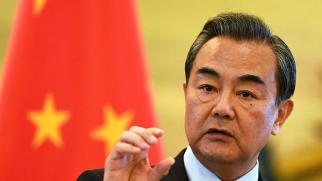 Tin tức tình hình Biển Đông tối 11-12-2017: Ngoại trưởng Trung Quốc ngang ngược nói rằng việc Bắc Kinh kiểm soát Biển Đông  là hợp lý vì Trung Quốc là nước đầu tiên phát hiện ra nó
