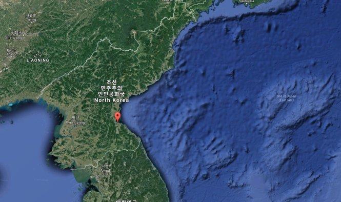 Tình hình căng thẳng trên bán đảo Triều Tiên trưa 29-05-2017