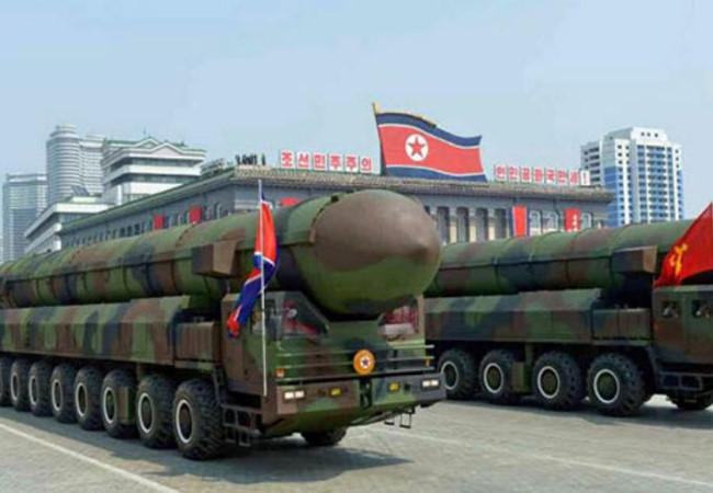 Tình hình căng thẳng trên bán đảo Triều Tiên trưa 25-04-2017