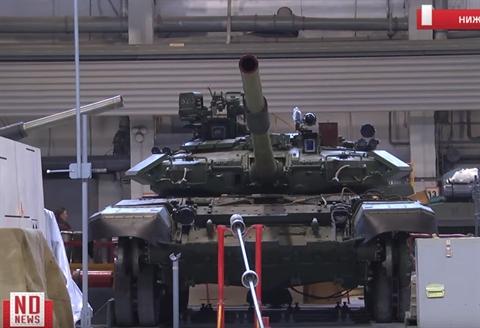 Lộ diện hình ảnh T-90 Nga sản xuất cho Việt Nam