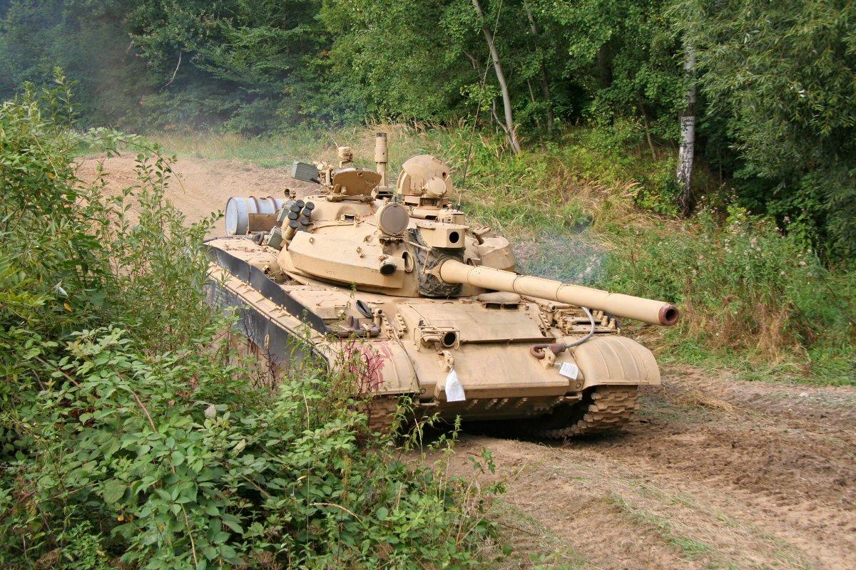 Cận cảnh dàn xe tăng 'khủng' của Quân đội Nga