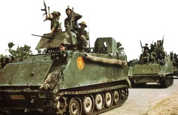 Kiến thức vũ khí: Sức Mạnh Xe Thiết Giáp M113 Của Việt Nam