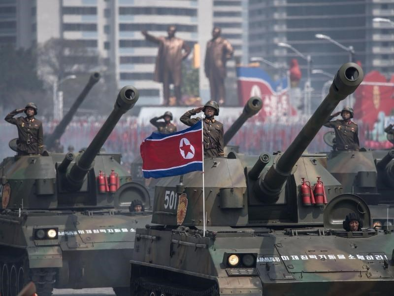 Tình hình căng thẳng trên bán đảo Triều Tiên trưa 21-08-2017: