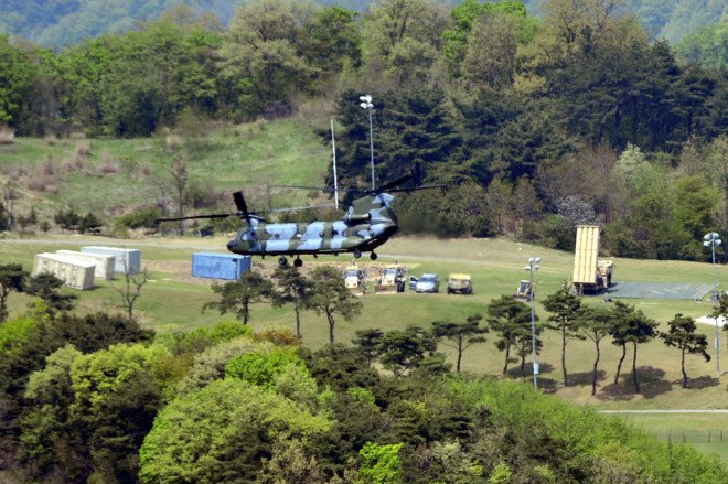 Tình hình căng thẳng trên bán đảo Triều Tiên sáng 13-09-2017: