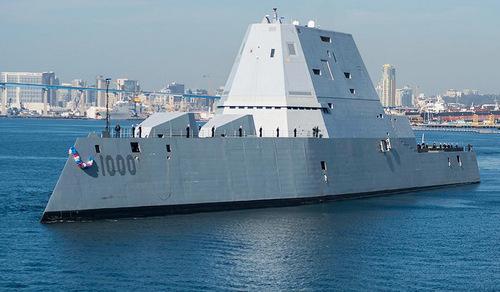 Tương quan sức mạnh siêu khu trục hạm Mỹ và Trung Quốc